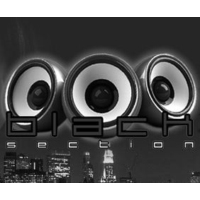Logo de la radio Music base - Black section