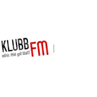 Logo of radio station Klubb FM
