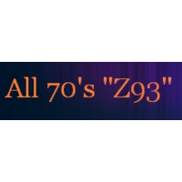 Logo of radio station Z93 All 70s