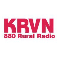 Logo of radio station KRVN 880