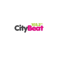 Logo of radio station City Beat 103.2 fm