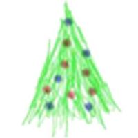 Logo of radio station Christmas Music 24/7