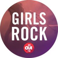 Logo of radio station OUI FM Girls Rock