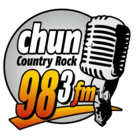 Logo of radio station CHUN 98.3