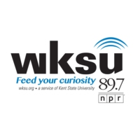 Logo of radio station WKSU