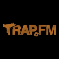 Logo of radio station Trap.FM