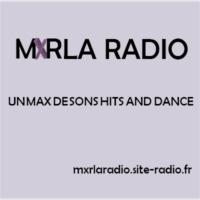 Logo of radio station Mxr la  Radio