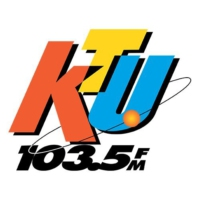 Logo of radio station 103.5 KTU