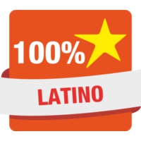 Logo de la radio Hit Radio - 100% Latino