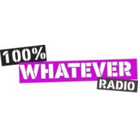Logo of radio station 100% Whatever Radio