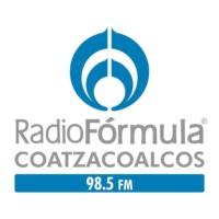 Logo of radio station XHEOM Radio Fórmula 98.5 FM