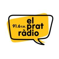 Logo de la radio El Prat Ràdio 91.6 FM