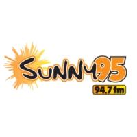 Logo de la radio WSNY Sunny 95