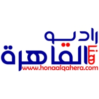 Logo of radio station Hona Al Qahera