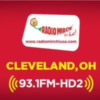 Logo of radio station Radio Mirchi Cleveland