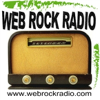 Logo of radio station WEB ROCK RADIO