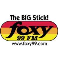 Logo of radio station WZFX Foxy 99