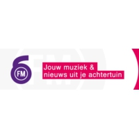 Logo of radio station 6FM