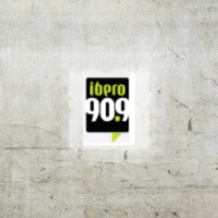 Logo of radio station ibero radio: 90.9 fm