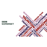 Logo of radio station BBC Radio Somerset