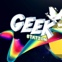 Logo of radio station GeekStation