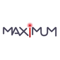 Logo de la radio Maximum