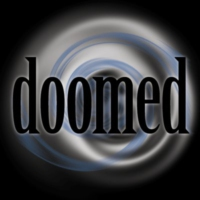 Logo of radio station SomaFM: Doomed