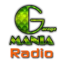 Logo of radio station Garagemania