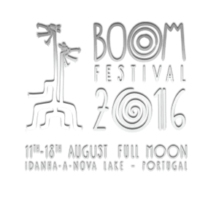 Logo of radio station Boom Radio Festival