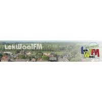 Logo of radio station LekWaal FM