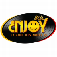 Logo de la radio Enjoy 80's