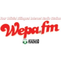 Logo of radio station Wepa FM