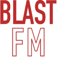 Logo of radio station Blast FM