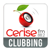 Logo of radio station Cerise FM Clubbing