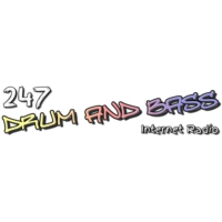 Logo of radio station 247 Drum and Bass