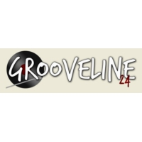 Logo of radio station Grooveline 24