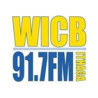 Logo of radio station WICB 91.7 FM