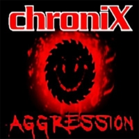 Logo of radio station ChroniX - AGGRESSION