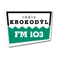 Logo of radio station Radio Krokodyl
