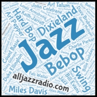 Logo of radio station All Jazz Radio