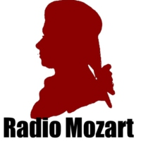 Logo of radio station Radio Mozart