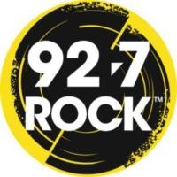 Logo de la radio CJRQ-FM 92.7 ROCK