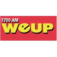 Logo of radio station WEUP 1700 AM