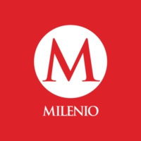 Logo of radio station Milenio Radio 99.3 FM