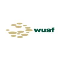 Logo of radio station WUSF