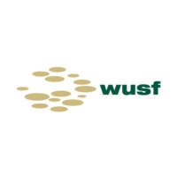 Logo of radio station WUSF