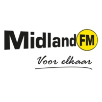 Logo of radio station Midland FM