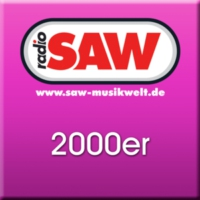 Logo of radio station radio SAW - 2000er
