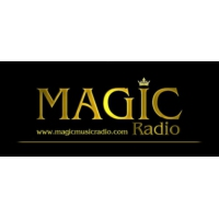 Logo of radio station Magic Music Radio