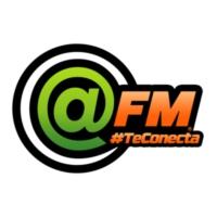Logo de la radio @FM 91.3 FM